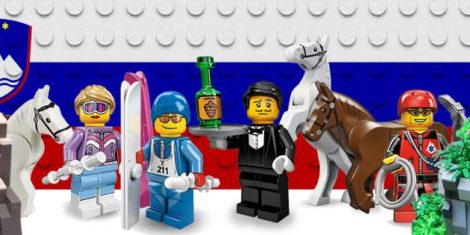 LEGO Store Slovenija