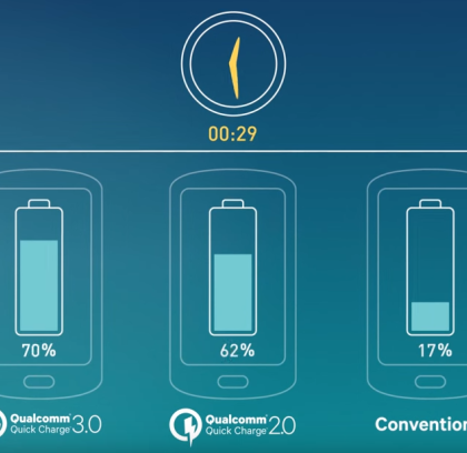 Qualcomm Quick Charge-3-0-1