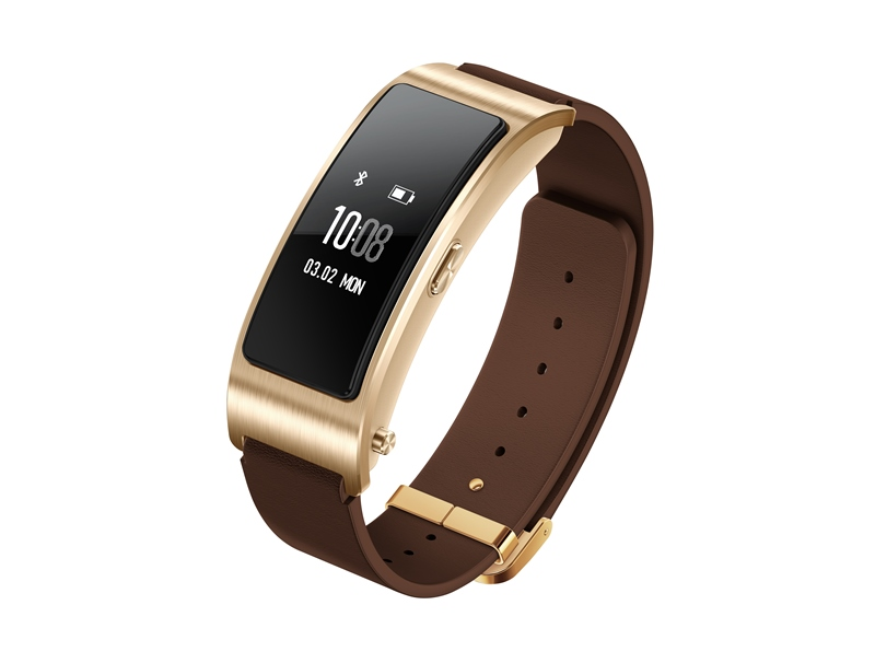 huawei-talkband-b3Dark Brown
