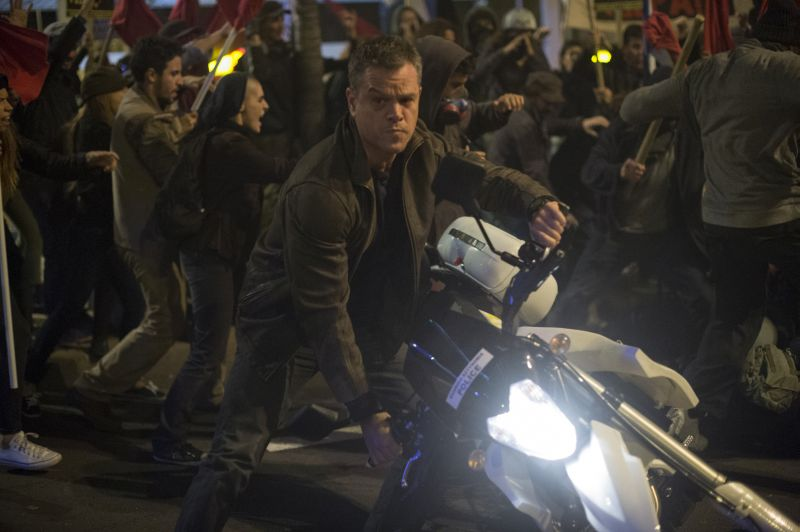 Bourne 5