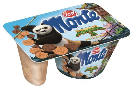 Monte- zott - Kung fu panda 3