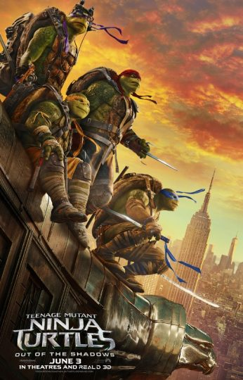 Teenage Mutant Ninja Turtles-2016-poster