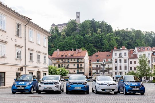 Avant2Go car sharing Ljubljana-1