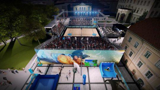 Ljubljana Beach Volley Challenge
