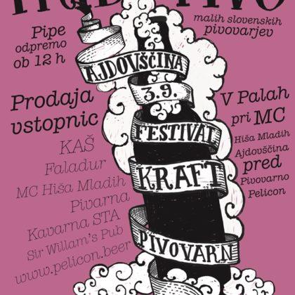 Pivomanija 2016 plakat