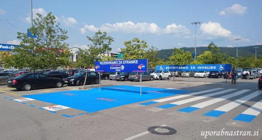 leclerc-drive-rudnik-ljubljana-parkirisce