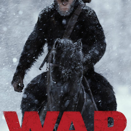 War for the Planet of the Apes-poster