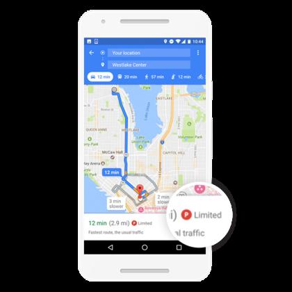 google-maps-parkiranje