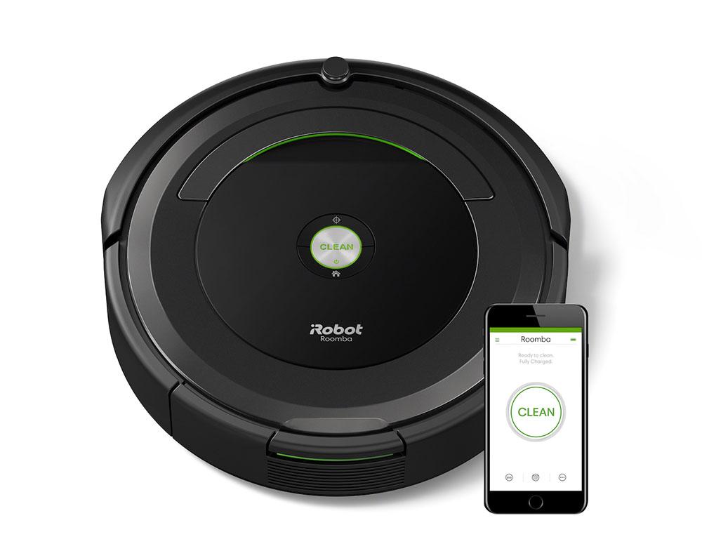Roomba 690_Charcoal_telefon