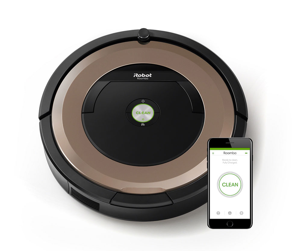 Roomba 890_Copper_telefon