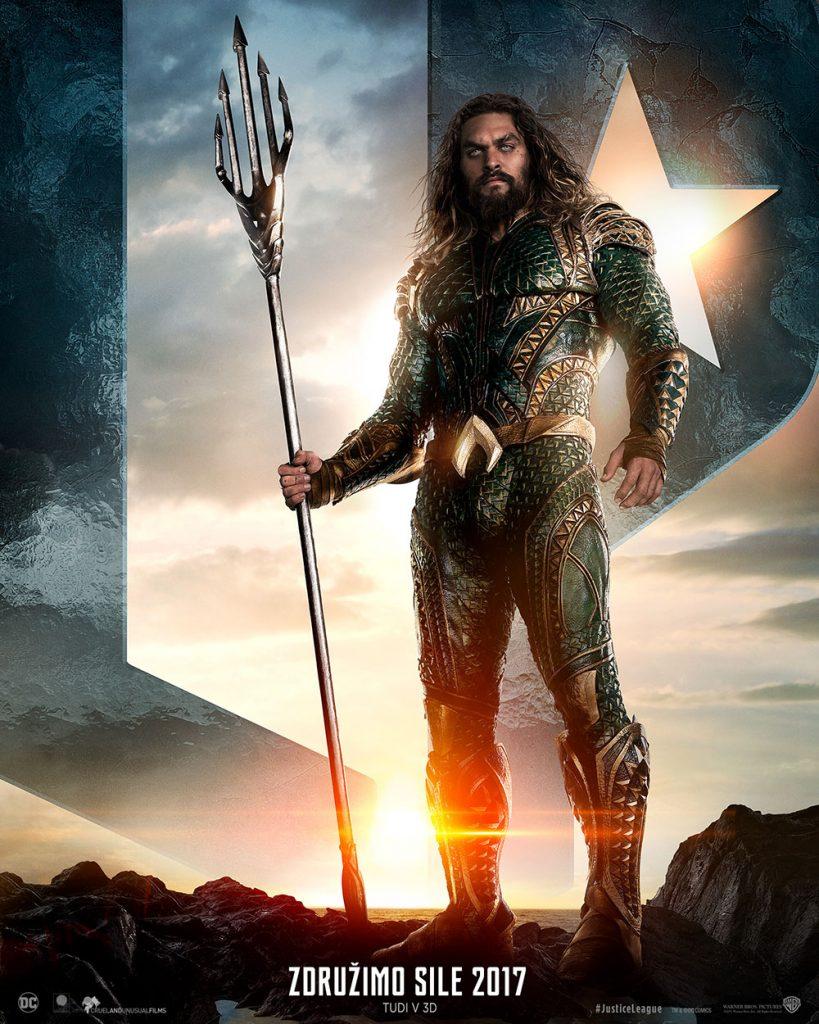 Liga pravicnih-Justice League-Aquaman