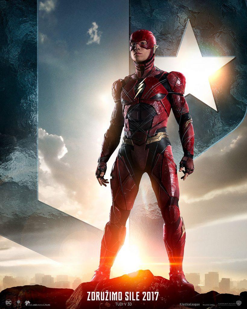 Liga pravicnih-Justice League_Flash