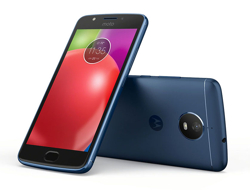 Moto E4_Oxford Blue_Front_Back_With NFC_