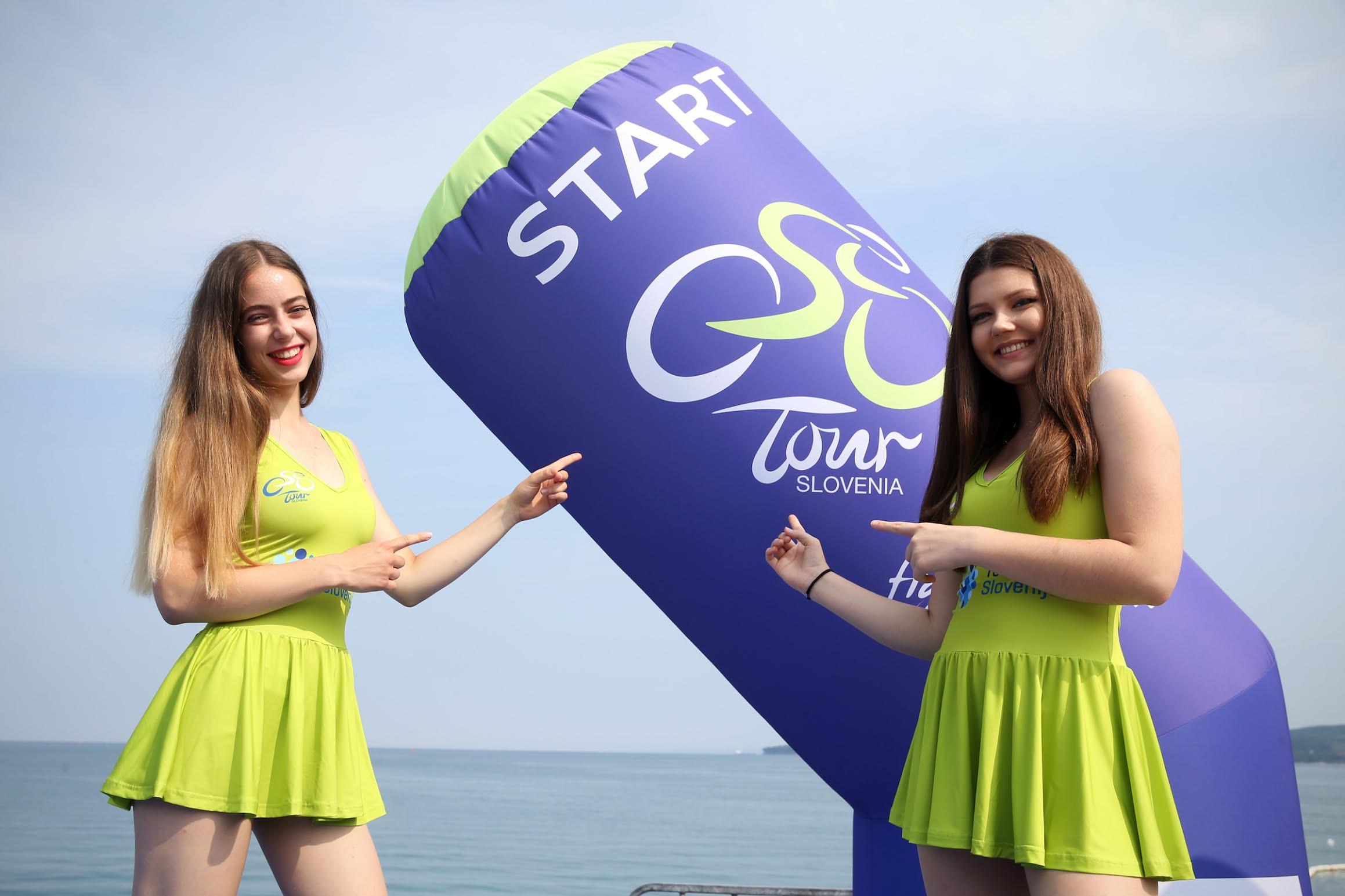 Eurosport bo prenašal 24. kolesarsko dirko po Sloveniji ...
