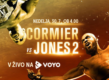 Daniel Cormier vs. Jon Jones 2-VOYO