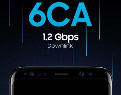 Samsung-6CA-Cat.18-LTE
