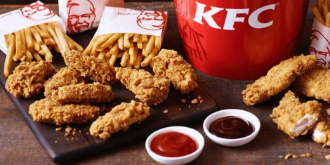 kfc-Kentucky Fried Chicken