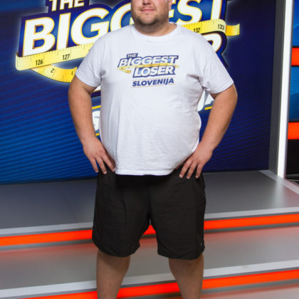 Aleksandar Jovic The Biggest Loser Slovenija