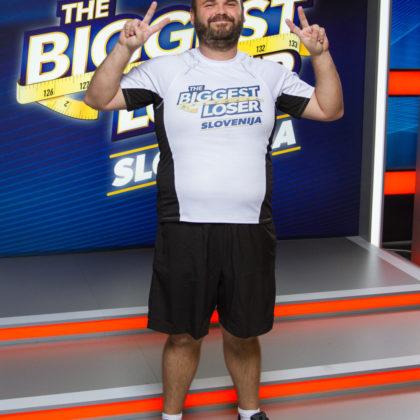 Bostjan Benedetti The Biggest Loser Slovenija