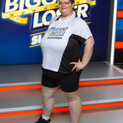 Danica Brnot The Biggest Loser Slovenija
