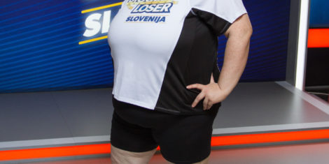 Danica Brnot The Biggest Loser Slovenija