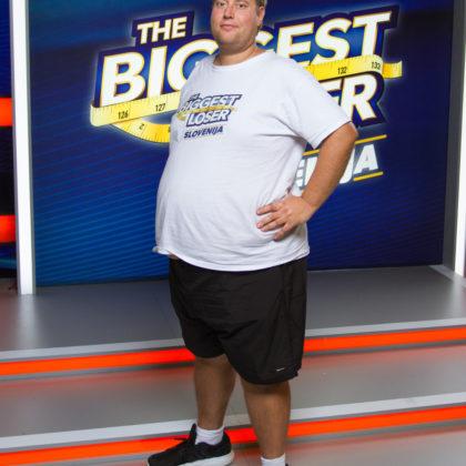 Henrik Lutz The Biggest Loser Slovenija