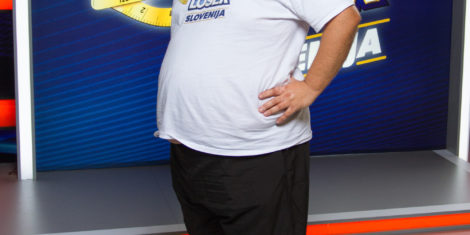 Henrik Lutz The Biggest Loser Slovenija