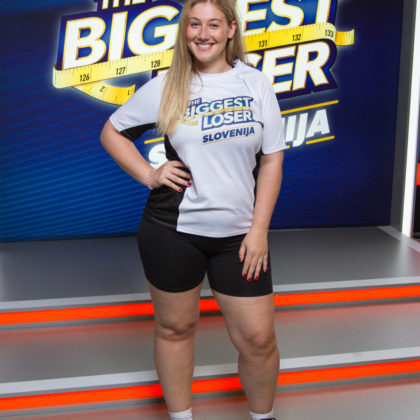 Indira Ekic The Biggest Loser Slovenija