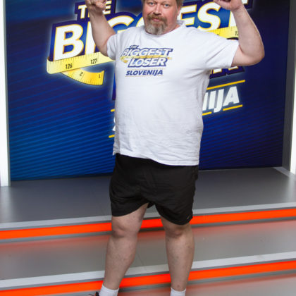 Iztok Perse The Biggest Loser Slovenija