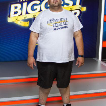 Kristjan Gruner The Biggest Loser Slovenija