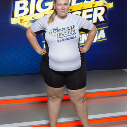 Maja Cimermancic The Biggest Loser Slovenija