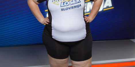 Maja Cimermancic The Biggest Loser Slovenija