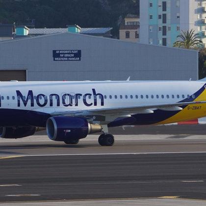Monarch Airbus A320-200