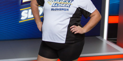 Sabina causevic The Biggest Loser Slovenija