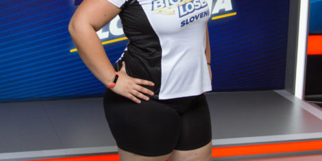 Vanesa Mesarec The Biggest Loser Slovenija