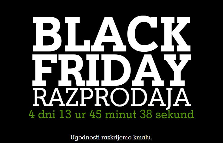 b8581a3169 A1 Slovenija na Black Friday ponuja  50 € popusta na nakup v spletni  trgovini za nove in obstoječe naročnike ob 24-mesečni vezavi  Black Friday  popust na ...