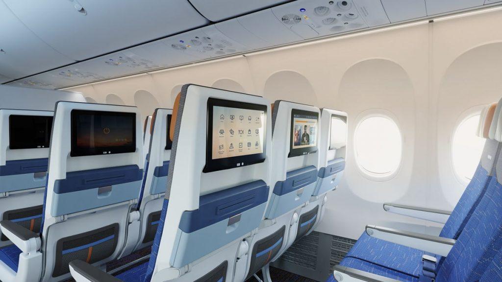 Flydubai Boeing 737 MAX 8-6