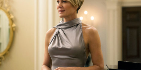 Robin-wright-Claire Underwood-house-of-cards-netflix