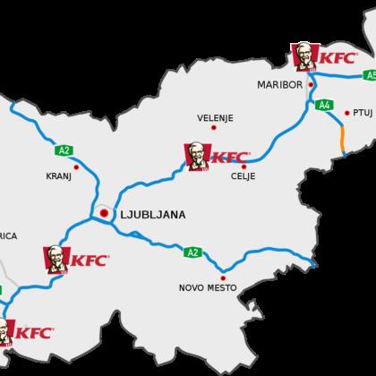 SLO-avtoceste-kfc