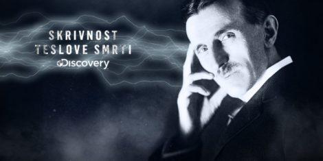 Skrivnost Teslove smrti Tesla Death Ray-poster