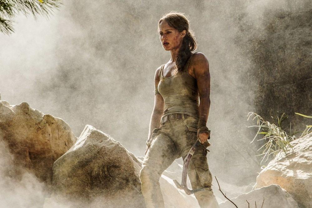 Tomb Raider - fotografija 1
