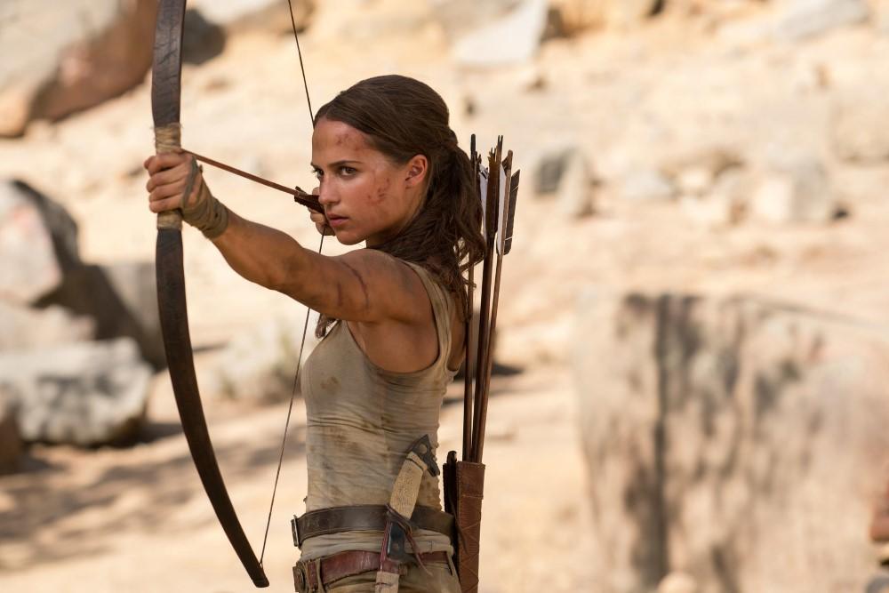 Tomb Raider - fotografija 2