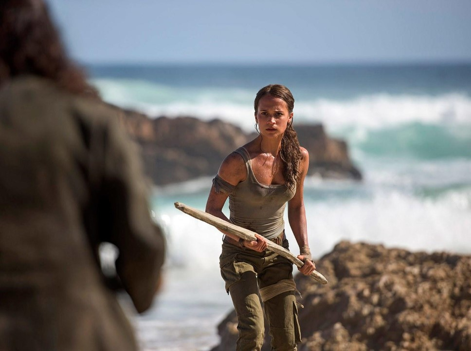 Tomb Raider - fotografija 3
