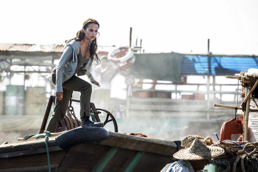 Tomb Raider - fotografija 6