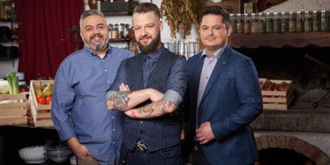 zirija-masterchef-slovenija-2018-Karim Merdjadi, Bine Volcic, Luka Jezersek-1