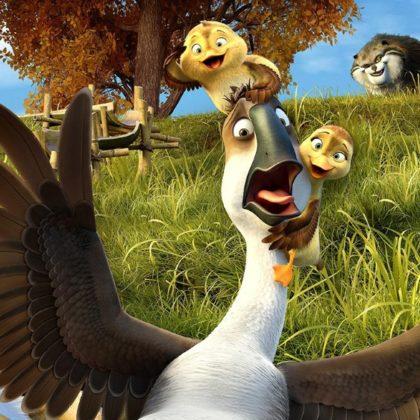 Racka racka gos-Duck Duck Goose