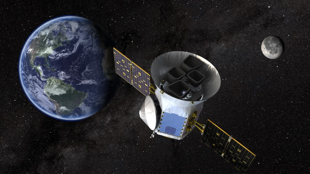TESS-nasa-vesoljski-teleskop