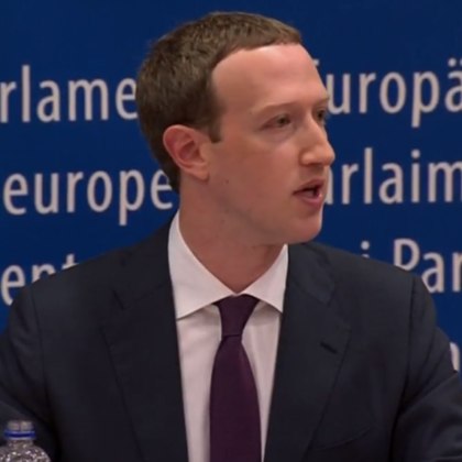 Mark Zuckerberg-facebook-zaslisanje-evropski-parlament-FB