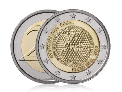 svetovni-dan-cebel-numizmaticni-spominski-kovanec-2018-FB