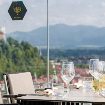 BEEInitiative@InterContinentalLjubljana_B-restaurant&bar_Terrace_#BEEHERE-FB